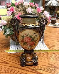 urns for sale vintage ornate floral urn vase