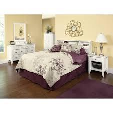 Summer Breeze Queen White Panel Bedroom Suite Bookcase Headboard Queen Bookcase Headboard Wall Large Size Of