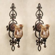 home interiors sconces decor tips pillar candle holders for sconces with wall glass home