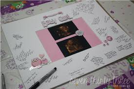 baby shower guest book ideas owl always you a baby shower inspiration made simple