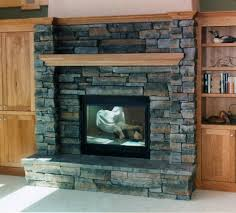 fieldstone fireplaces this field stone fireplace was buil