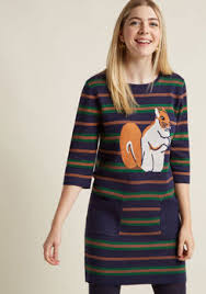 fall sweater dress fashion dresses modcloth