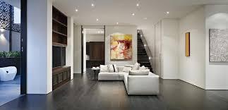 white tile flooring living room