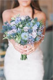 blue wedding bouquets 41 best blue wedding flowers images on blue wedding
