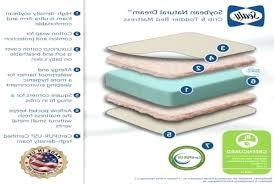 Sealy Soybean Everedge Crib Mattress Sealy Soybean Foam Crib Mattress Babies R Us Healingtheburn Org
