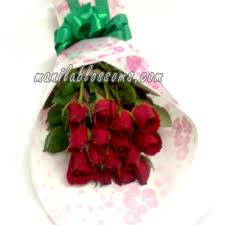 Red Rose Bouquet Valentine U0027s Day Flower Bouquet Same Day Delivery Of Red Gerberas