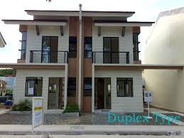 duplex house 2 storey 3 bedroom duplex house at serenis in yati liloan