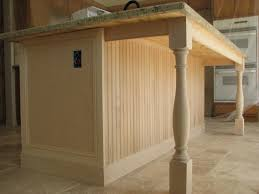 wooden legs for kitchen islands beautiful kitchen island features belleville island posts