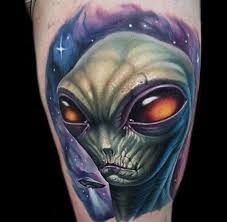 100 ufo tattoo designs for men alien abduction ink within alien