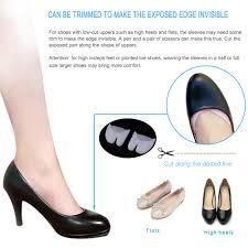 Comfortable High Heels For Bunions Yosoo Metatarsal Gel Insoles Ball Of Foot Pads Toe Cushions Bunion