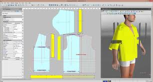 pattern and grading software pattern design software and 3d sling of industrial clothing youtube