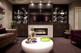 stunning ideas for designing a contemporary basement