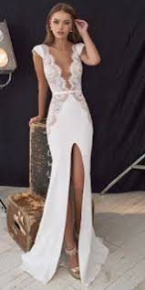 tight wedding dresses fashion great looks what to wear dress cut open back tight