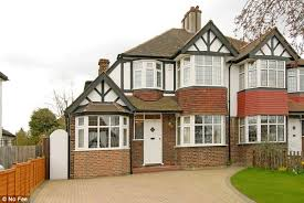 three homes semi detached homes with three bedrooms are britain s most sought