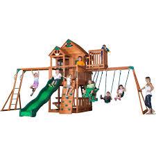 Kids Backyard Play Set by Backyard Playground And Swing Sets Ideas Backyard Play Sets For