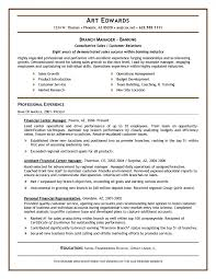 Sample Bank Resume by Resume Samples Ace Resume