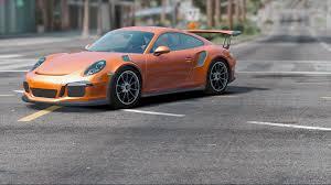 porsche 911 gt3 rs porsche 911 gt3 rs u002716 add on replace gta5 mods com