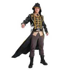 Dishonored Halloween Costume Xcoser Corvo Attano Costume Deluxe Game
