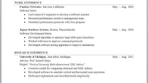 Resume The Work Work Experience Resume 11 Student Resume Samples No Experience