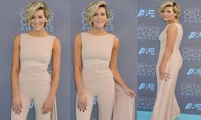 new haircut charissa thompson critics choice awards worst dressed dt news bahrain