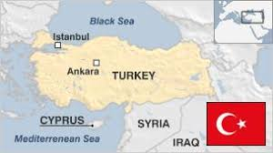 Location Of The Ottoman Empire by Turkey Country Profile Bbc News