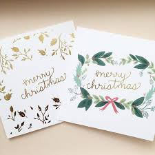 christmas cards pack christmas lights card and decore