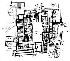 basement plan basement plan of the palace of minos at knossos permission to