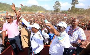 Images Kenya Flag Kenya No Fallout In Nasa Over Flag Bearer Raila Odinga Says