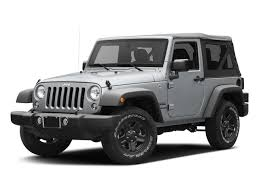 price for jeep wrangler 2017 jeep wrangler willys wheeler 4x4 msrp prices nadaguides