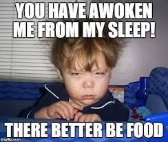 I Like Food And Sleep Meme - cranky face memes imgflip