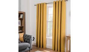 plain eyelet curtains honey home u0026 garden george