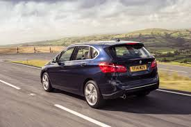 bmw 2 series active tourer first uk drive pictures bmw 2