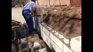 orange county concrete and block wall call shafran 800 560 0387