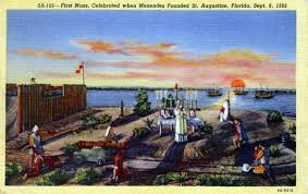 did florida host the thanksgiving history in the headlines
