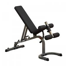 body solid flat incline decline bench