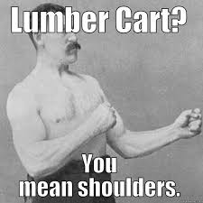 Meme Overly Manly Man - overly manly man memes quickmeme