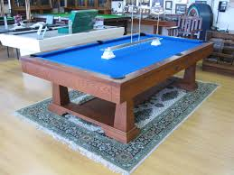 brunswick mission pool table second hand pool tables barton mcgill pools tables