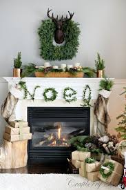 xmas home decorations 324 best christmas mantels images on pinterest christmas ideas