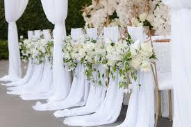 d coration mariage 50 idées pour donner du style à vos chaises chaise décoration