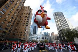 macy s thanksgiving day parade draws 22 3 million viewers deadline