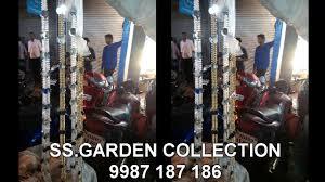 beads curtains hanging ladi or latkan toran and decorative