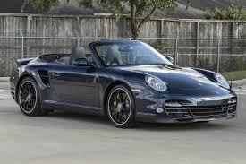 1995 porsche 911 turbo 2011 porsche 911 turbo s cabriolet