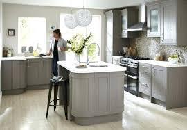 meuble blanc de cuisine meuble cuisine marron incroyable idee peinture cuisine meuble