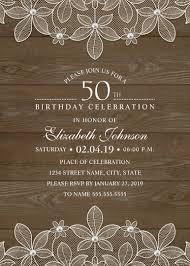 80th Birthday Invitation Cards Birthday Invitation Templates Personalize Now