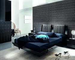 Elevated Platform Bed Sleek Black Elevated Platform Bed Bright Turquoise Pillow Fancy