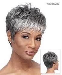 salt pepper hair styles 20 best ideas of short hairstyles for salt and pepper hair