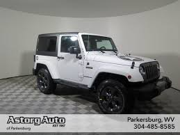 jeep new black new 2017 jeep wrangler freedom sport utility in parkersburg d6317