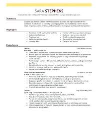 Resume For Cashier No Experience Retail Experience Resume Sample Retail Sales Resume Examples