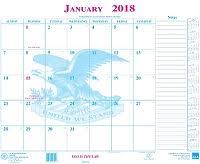 what is a desk blotter calendar unicor shopping bop calendar desk blotter