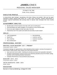 Management Resume Example by Regional Sales Manager Resume Example Nutrition Fitness